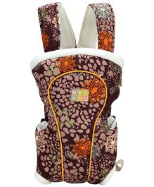 Mee Mee 4 in 1 Baby Carrier - Brown And White