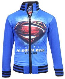 Finger Chips T-Shirt With Jacket - FC Super Hero Print