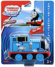 Thomas And Friends Motorised Engine Sounds Thomas - Blue