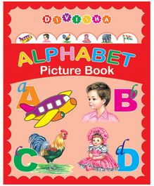 Indian Book Depot Divisha Alphabet Picture Book
