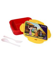 Chhota Bheem Clip Lock Lunch Box