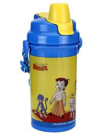 Chhota Bheem Sipper Bottle Blue - 450 ml