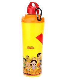 Chhota Bheem Insulated Bottle Red And Yellow - 750 ml
