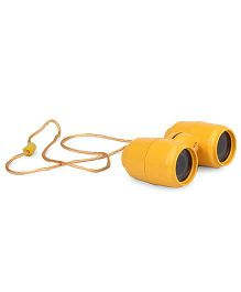 Lovely Teleking World Binocular - Yellow