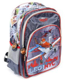 Disney Pixar Planes School Back Pack - 16 Inches