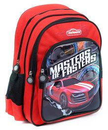 Majorette School Backpack R8 Print - 14 Inches