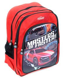 Majorette School Back Pack R8 Print - 18 Inches