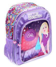 Steffi Love School Backpack Purple - 18 Inches