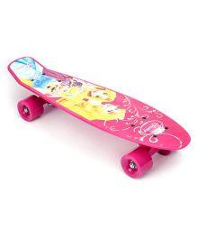 Disney Princess Skate Board - Pink