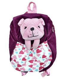 Hello Toys Soft Flap School Bag - 13.7 Inches