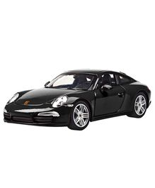 Rastar Die Cast Porsche 911 Car - Black