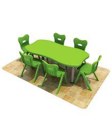 Playwell Play Ground Panda Desk No Chairs