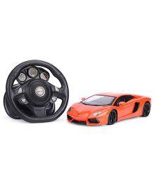 MJX Toys Radio Control Lamborghini Aventador LP 700-4 - Orange