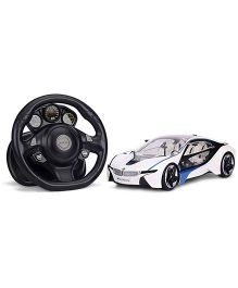 MJX Toys BMW VEDs With Mini Steering Wheel - White