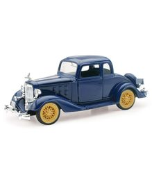 New-ray 1933 Chevy Two Passenger 5 Window Coupe