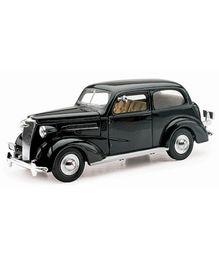New-ray Chevrolet Master Deluxe Town Sedan Car - Black
