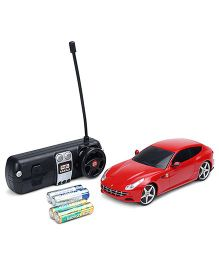Maisto Radio Controlled Ferrari FF - Red