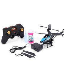 Modelart Remote Controlled 4.5 Channel Heli With Bubble Blower