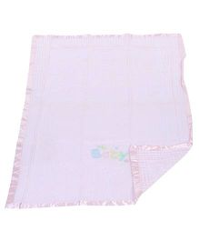 Mee Mee Shawl Baby Patch - Pink