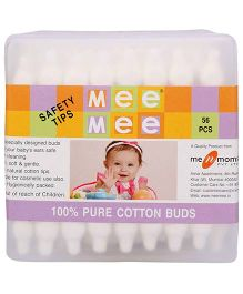 Mee Mee Cotton Buds - 56 Pieces