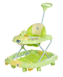 Mee Mee Engine Musical Walker Cum Rocker - Green