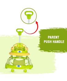 Mee Mee Musical Walker With Play Tray - MM-W 3012 (Color May Vary)