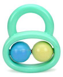 Babyhug Ball Rattle - Green