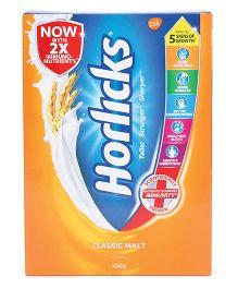 Horlicks Classic Malt - 500 gm Refill Pack