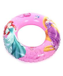 Disney Princess Inflatable Swimming Ring - Pink