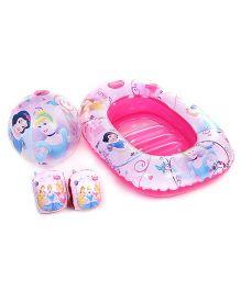 Disney Princess Inflatable Beach Set - Pink