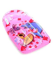Bestway Animated Surf Rider Pink - 39 x 20 Inches
