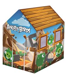 Angry Birds Printed Tent House - Multicolour