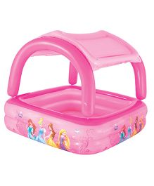 Disney Princess Pool With Shade - Pink