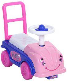 Toyzone Mini Pretty Rider Manual Push Ride On (Color May Vary)