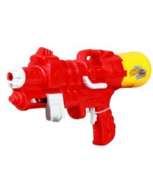 Deal Bindaas Holi Water Gun 2022 - Red