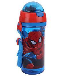 Spider Man Sipper Bottle Blue - 600 ml