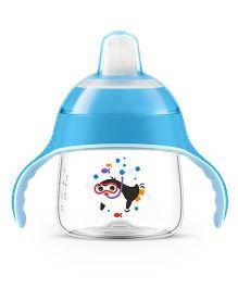 Avent Premium Spout Cup 200 ml - Blue