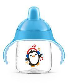 Avent Premium Spout Cup 260 ml - Blue