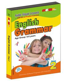 MAS Kreations English Grammar Step-2 CD - English
