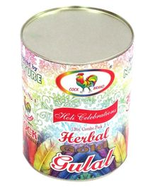 Cock Herbal Gold Gulal New - 5 Pieces Pack