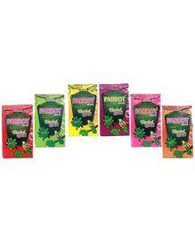 Tota Herbal Gulal Tota Box - 5 Pieces Combo