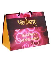 Vedant Gift Bag Gulal Pichkari And More