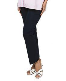 Nine Smart Comfort Fit Trouser - Black