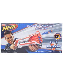 Funskool Nerf Strike Elite Rough Cut Blaster