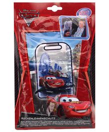 Disney International Cars 2 Back Seat Protector - Transparent