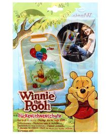 Disney International Winnie the Pooh Back Seat Protector - Multicolor