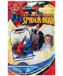 Disney International Spiderman Back Seat Protector - Transparent