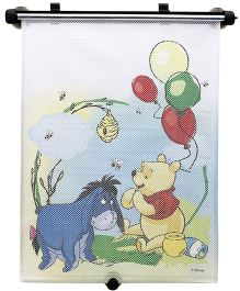 Disney International Winnie the Pooh Roller Blinds - White