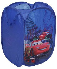Disney International Cars 2 Rectangular Storage Bin - Blue