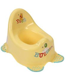 Disney International Winnie The Pooh Buzz Potty Chair 2K - Yellow